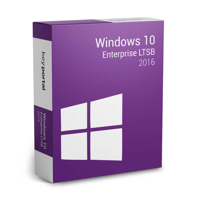 Windows 10 Enterprise LTSB 2016