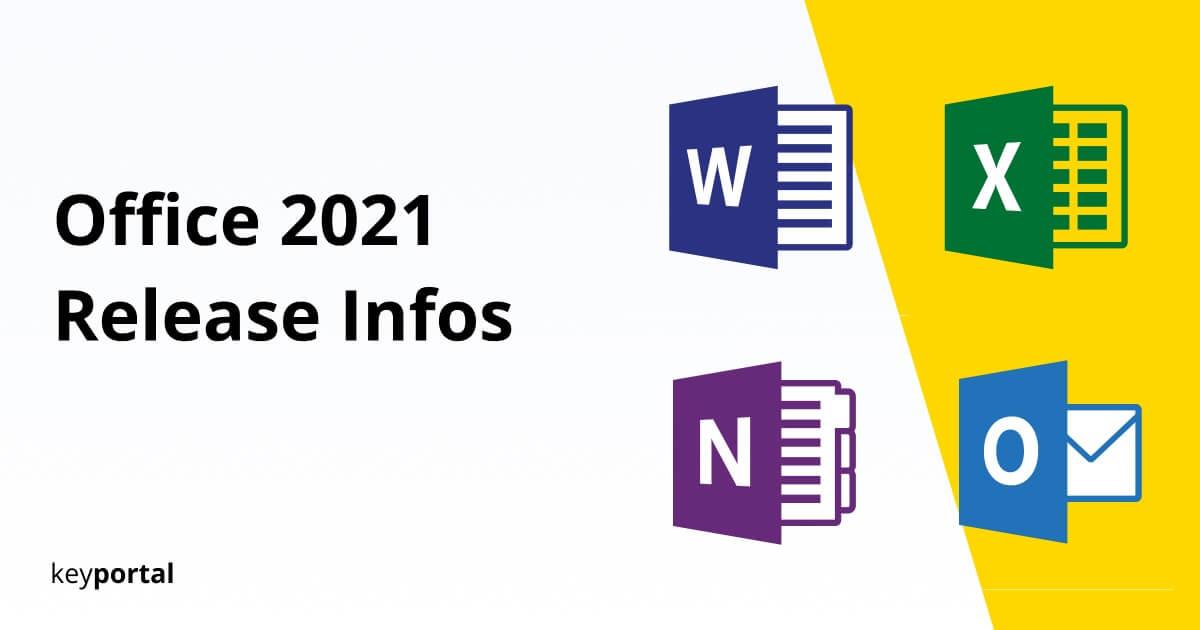 In Office 2021 ist neben Word, Excel und Outlook auch OneNote enthalten