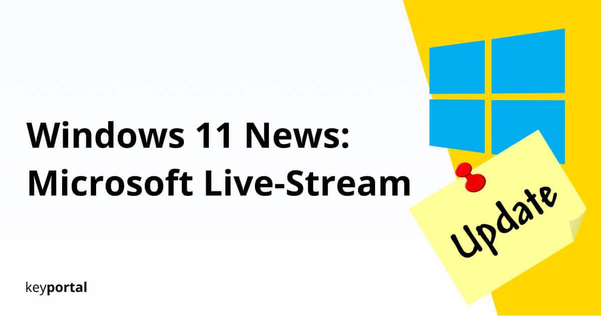 Alle Informationen zu Windows 11 zusammengefasst